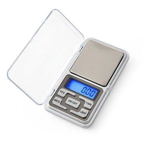 купить Весы ювелирные электронные карманные 200 г/0,01 г (МН-200)