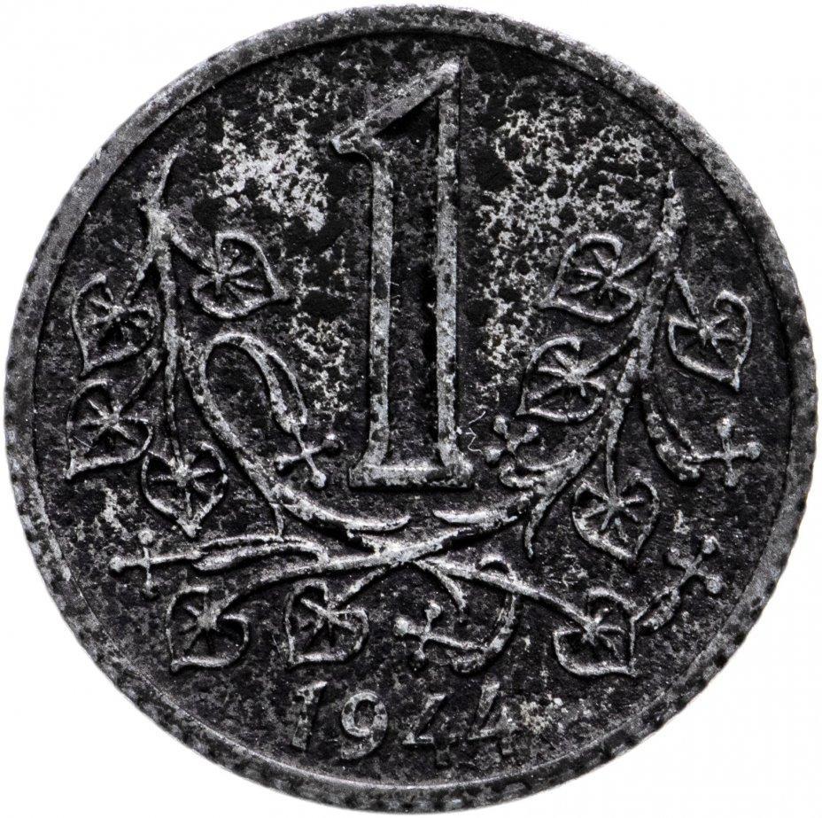 купить Богемия и Моравия 1 крона (crown) 1944
