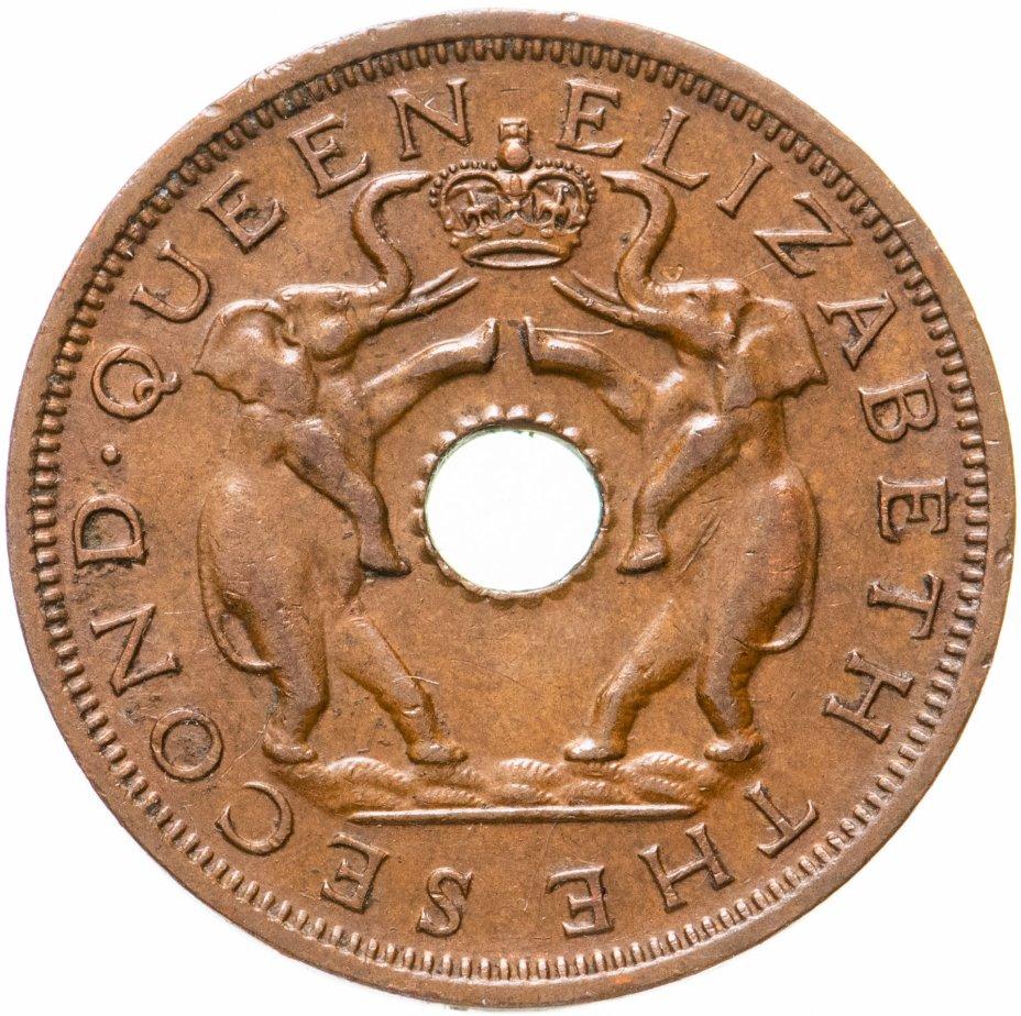 купить Родезия и Ньясаленд 1 пенни (penny) 1963