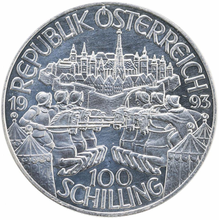 купить Австрия 100 шиллингов (shillings) 1993 Леопольд I
