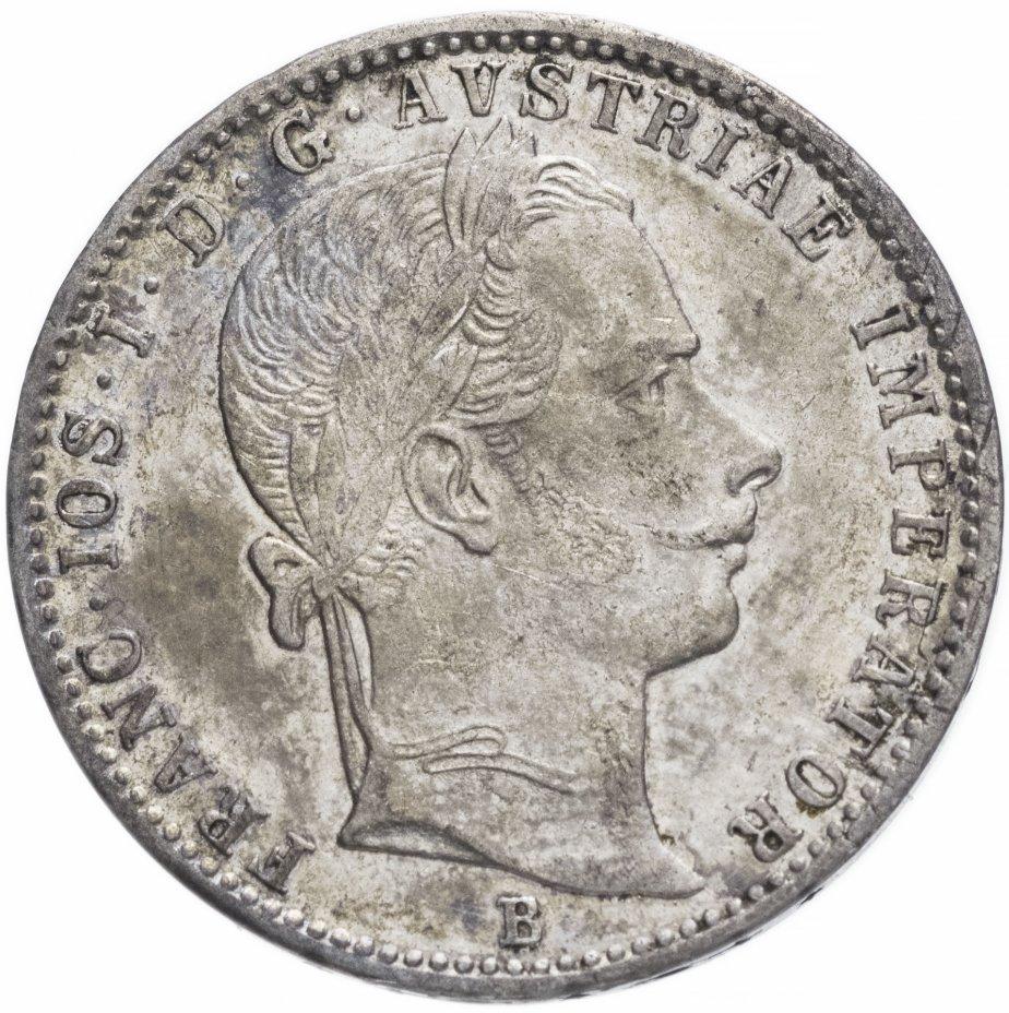 купить Австро-Венгрия 1/4 флорина 1859