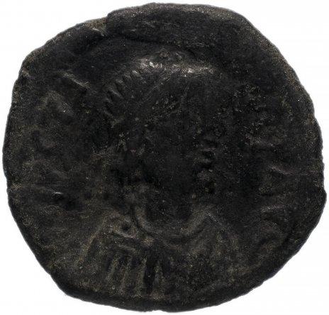 купить Византия, Юстин I 518–527 гг фоллис (40 нуммий)