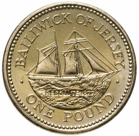 купить Джерси 1 фунт 1998