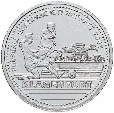 """купить Жетон """"Чемпионат Европы по футболу, Германия"""" 2007"""
