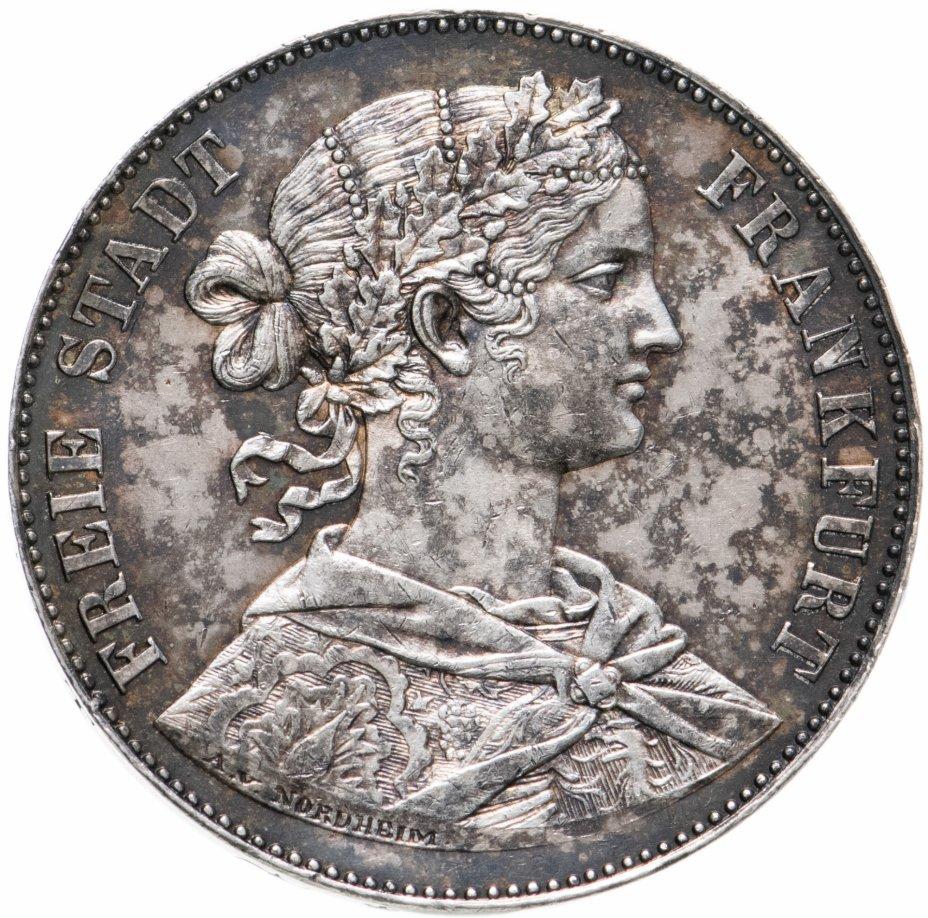 купить Франкфурт 1 талер 1860