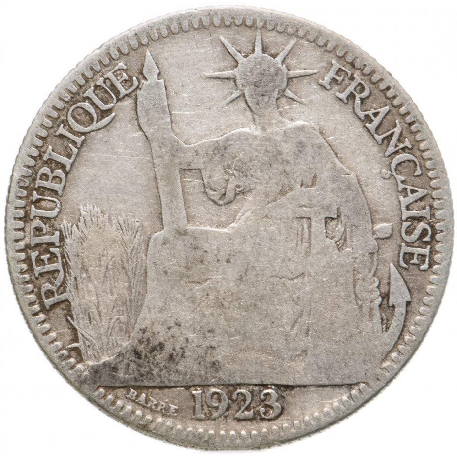 купить Французский Индокитай 10сантимов (centimes) 1923