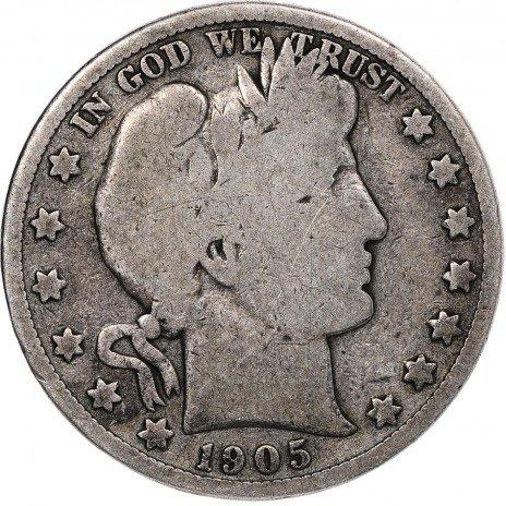 купить США полдоллора 1903