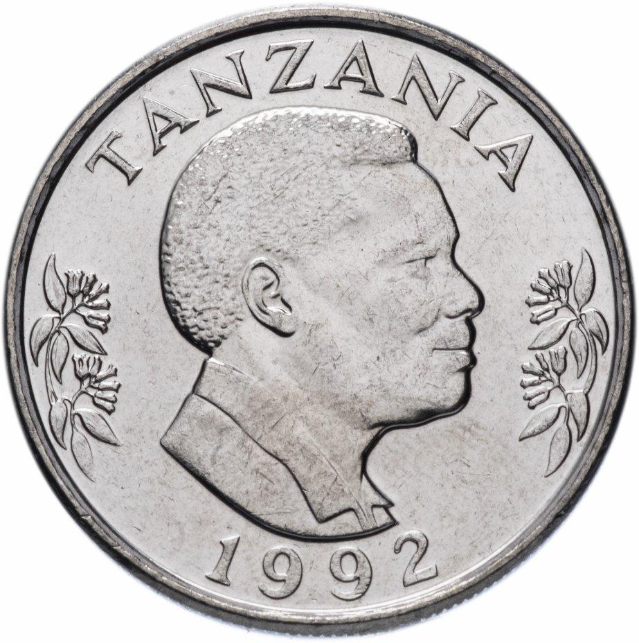 купить Танзания 1 шиллинг 1992