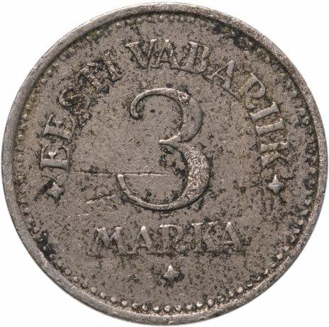 купить Эстония 3 марки (marka) 1922