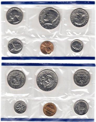 купить США годовой набор 1981 P (6 монет)