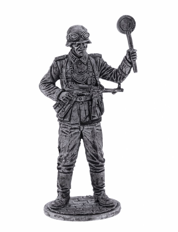купить Оловянный солдатик, Фельдфебель полевой жандармерии Вермахта (Германия) 1939-45, Россия, 2021