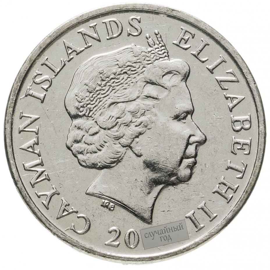 купить Каймановы острова 5 центов (cents) 1999-2013, случайная дата