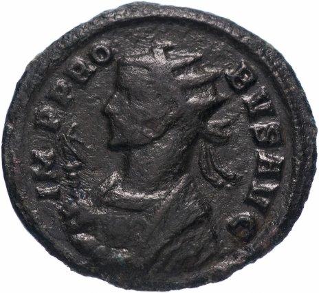 купить Римская Империя Проб 276–282 гг антониниан (реверс: Сол на колеснице, в левой руке кнут)