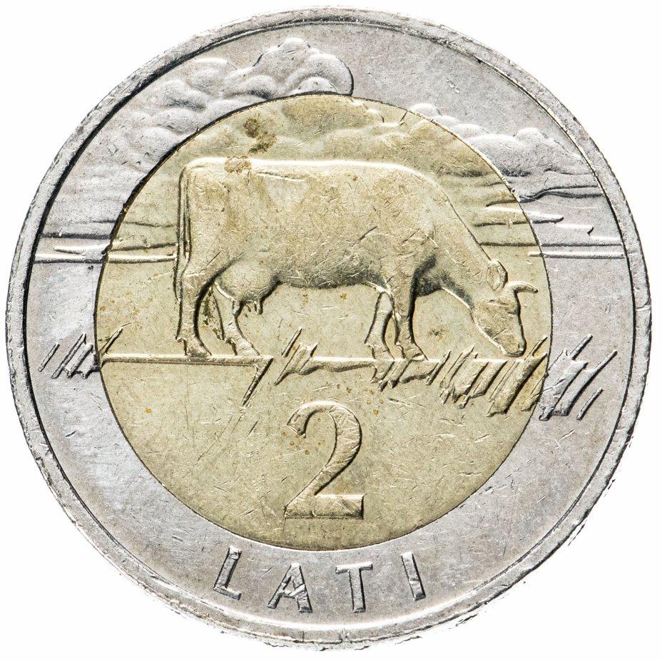 купить Латвия 2 лата (lati) 2009