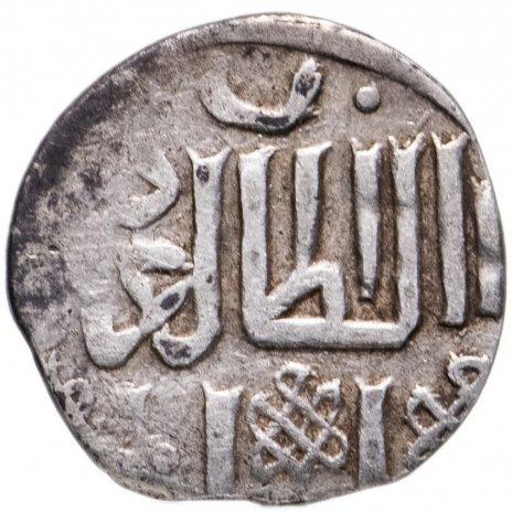 купить Джанибек-Хан , Данг, чекан Сарай ал Джедид 749г.х.с датой.