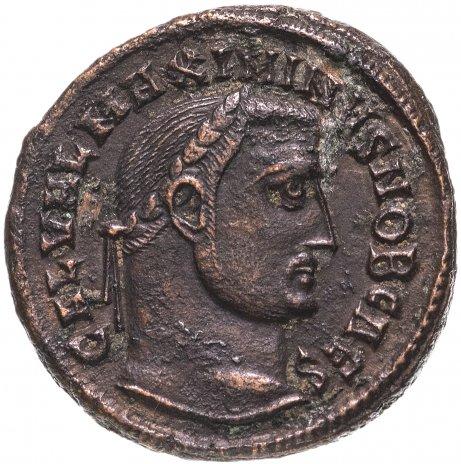купить Римская империя, Максимин Дайя, 305-313 годы, нуммий.