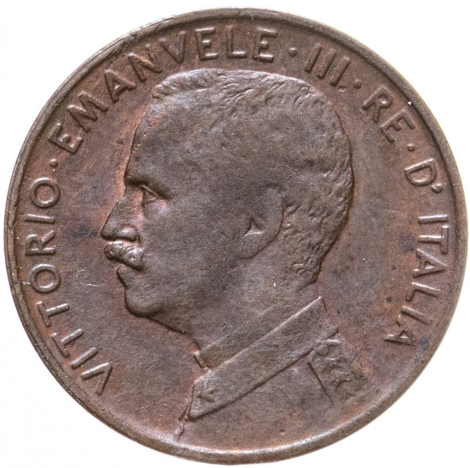 купить Италия 1 чентезимо (centesimo) 1914