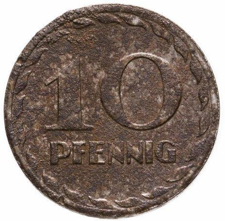 купить Германия (Мангейм) нотгельд 10 пфеннигов 1919