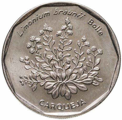 купить Кабо-Верде 20 эскудо 1994 «Растения - Limonium braunii»