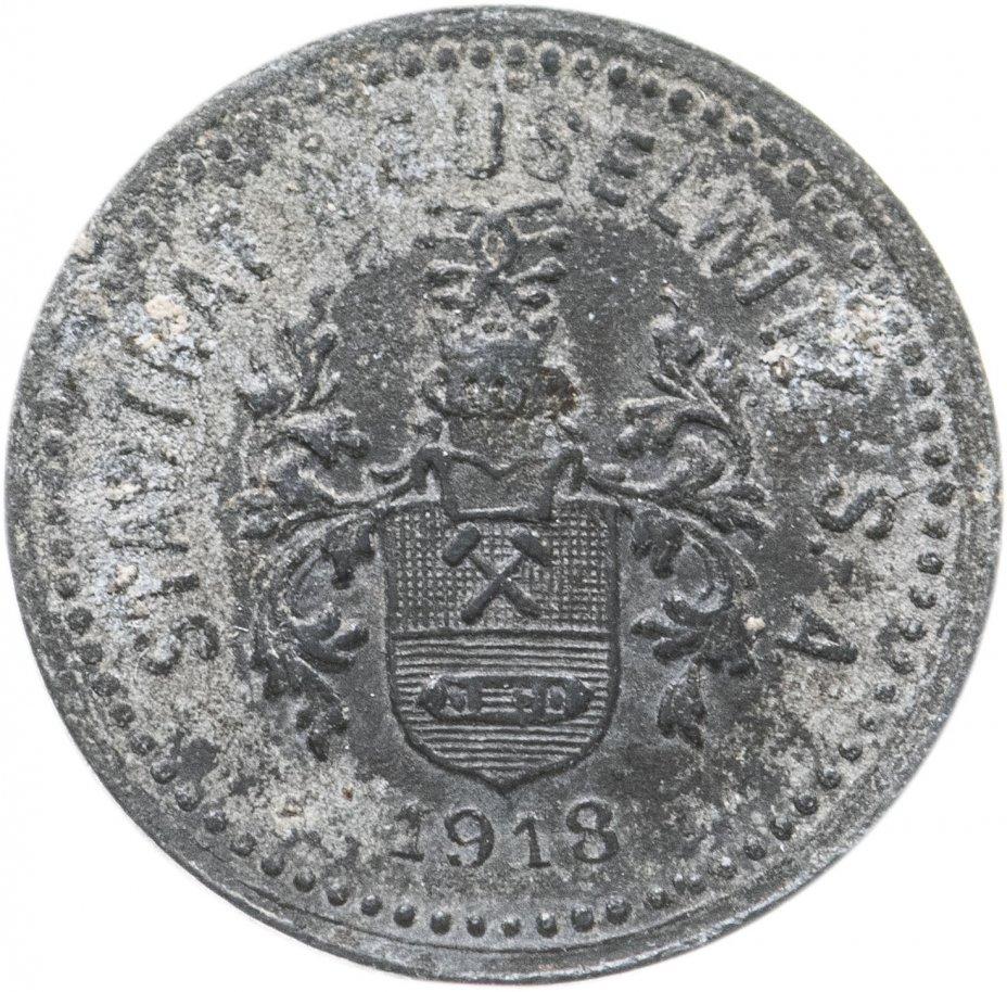 купить Германия (Мойзельвиц) нотгельд 5 пфеннигов 1918