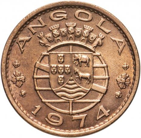 купить Ангола Португальская 1 эскудо (escudo) 1974