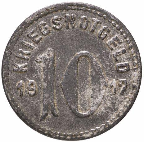 купить Германия (Шпайер) нотгельд  10 пфеннигов 1917