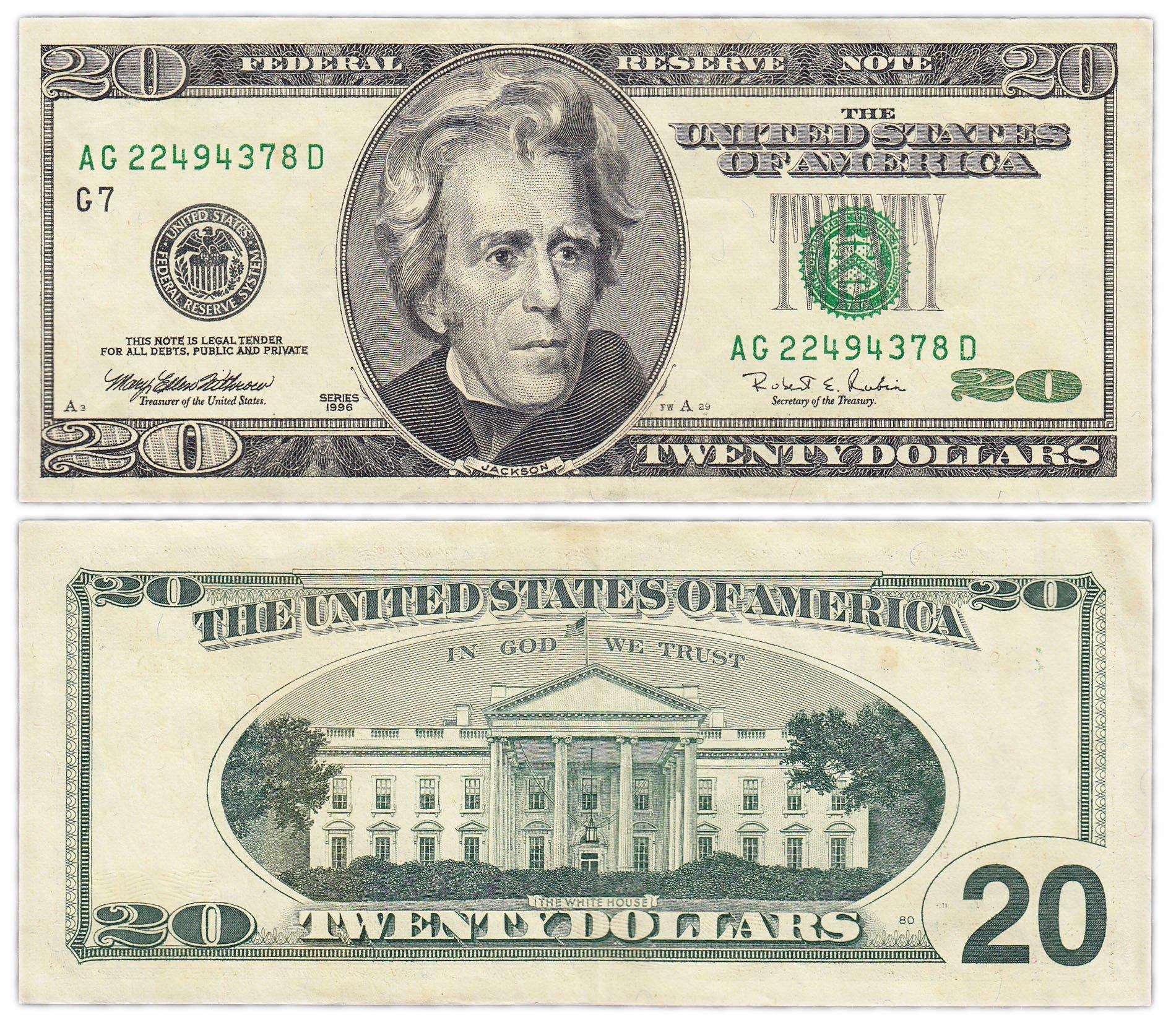 конструкции купюры доллар номиналы фото интенсивного