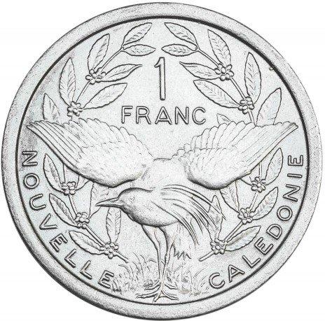 купить Новая Каледония 1 франк 1977