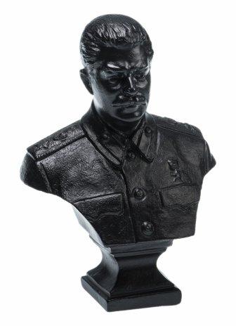 """купить Бюст """"И.В. Сталин"""" из чугуна, Каслинский завод"""