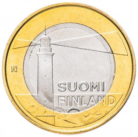 """купить Финляндия 5 евро 2013 """"Провинция Эланд"""""""