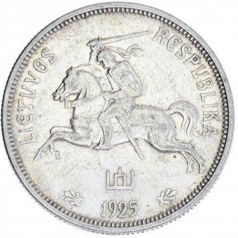 купить Литва 5 лит 1925