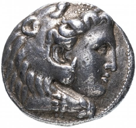 купить Греция, Македонское царство, Филипп III Арридей, 323-317 годы до Р.Х., Тетрадрахма. (Селевк I)