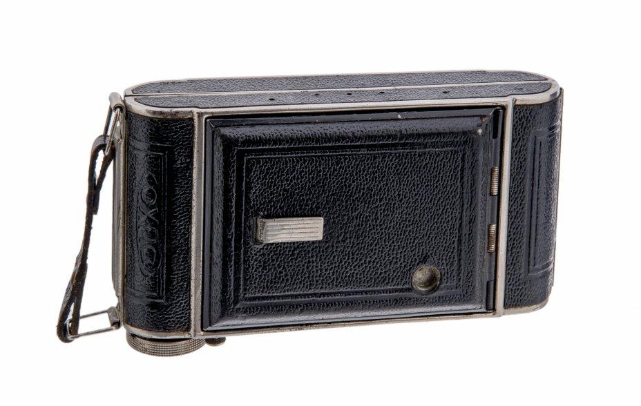 """купить Фотоаппарат складной, среднеформатный """"Photo-Plait Duxo"""" с объективом Prontor II, сплав  металла, Photo-Plait, Германия, 1934-1940 гг."""