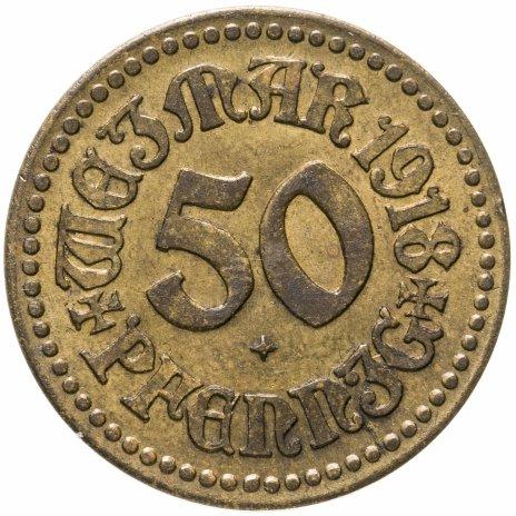 купить Германия (Веймар) нотгельд  50 пфеннигов 1918