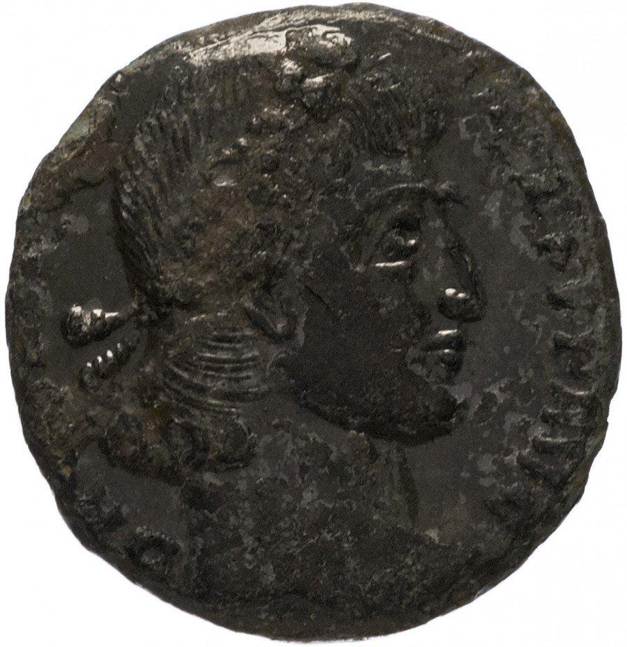 купить Римская Империя Констанций II 324-361гг 5 денариев (реверс: круглый лавровый венок с надписью)